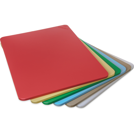 "1088300 - Spectrum® Color Cutting Board Pack 15"", 20"", 1/2"" (6/pk) - Assorted"