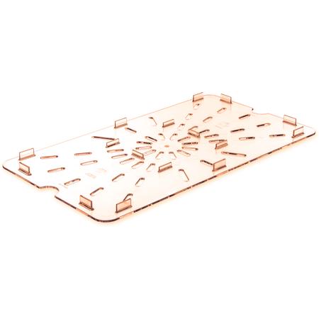 1041513 - StorPlus™ Drain Grate - Food Pan HH Full Size - Amber