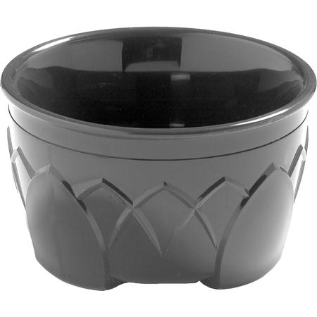 DX530044 - Insulated Bowl 9 oz. (48/cs) - Graphite Grey