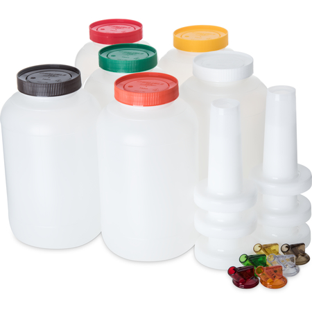 PS801B00 - Stor N' Pour® Complete Unit Assorted colors 1 gal - Assorted