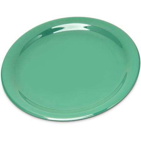 "4300809 - Durus® Melamine Narrow Rim Pie Plate 6.5"" - Green"