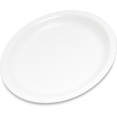 "PCD20502 - Polycarbonate Narrow Rim Plate 5.5"" - White"