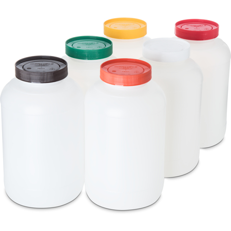 PS80200 - Stor N' Pour® Gallon Back Up Assorted Color Caps - Assorted