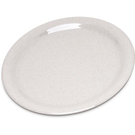 "4300871 - Durus® Melamine Narrow Rim Pie Plate 6.5"" - Sand"