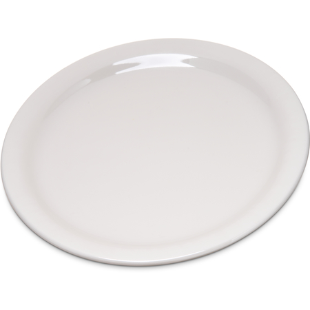 """4300642 - Durus® Melamine Salad Plate Narrow Rim 7.25"""" - Bone"""