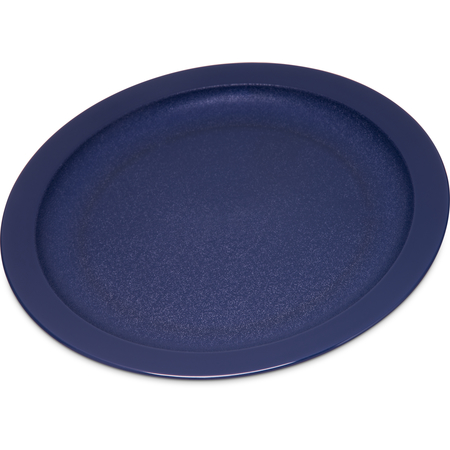 "PCD20950 - Polycarbonate Narrow Rim Plate 9"" - Dark Blue"