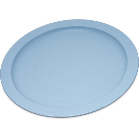 """PCD20959 - Polycarbonate Narrow Rim Plate 9"""" - Slate Blue"""