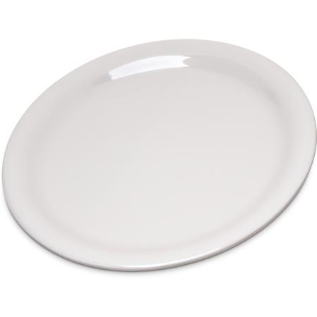 "4300842 - Durus® Melamine Narrow Rim Pie Plate 6.5"" - Bone"