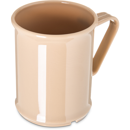 PCD79625 - Polycarbonate Handled Mug 9.6 oz - Tan