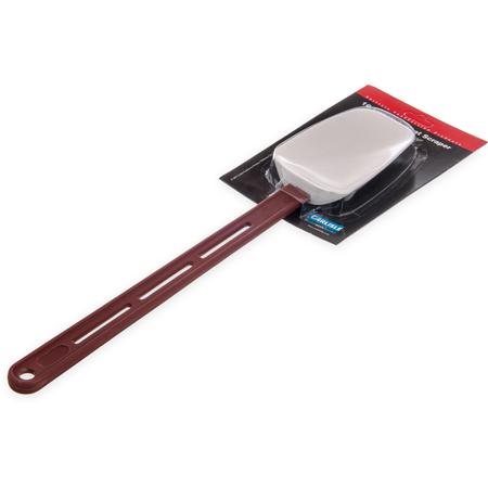 """4413602 - Sparta® High Heat Scraper 16"""" - Red"""