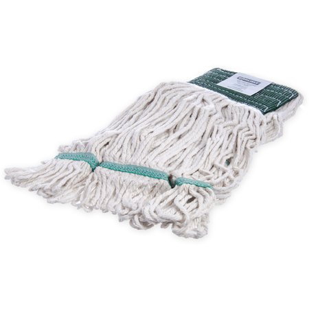 369551B00 - Flo-Pac® Medium Looped-End Mop w/Green Band