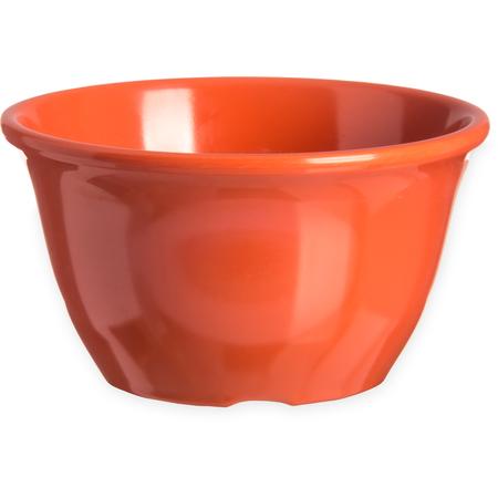 4305052 - Durus® Melamine Bouillon Cup 7 oz - Sunset Orange