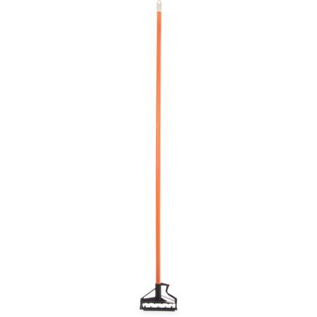 "4166424 - Sparta® Spectrum® Quik-Release™ Fiberglass Mop Handle 60"" Long / 1"" D - Orange"