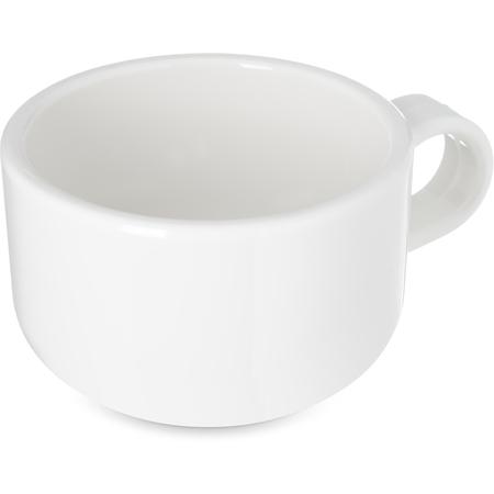 "741002 - Jumbo Soup Mug 10 oz, 3-15/16"" - White"