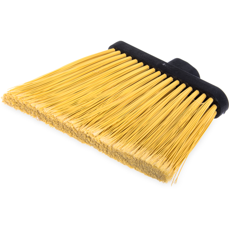 """3686700 - Duo-Sweep® Medium Duty Angle Broom w/12"""" Flare (Head Only) 12"""" - Natural"""