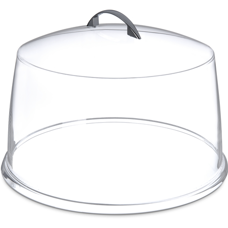 """SC3207 - Cake Cover 11-7/8"""" / 6"""" - Clear"""