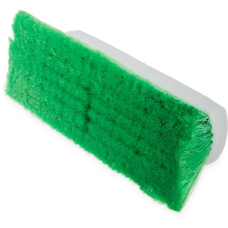 "4127875 - Sparta® Spectrum® Flo-Thru Wall & Equipment Brush 10"" - Green"