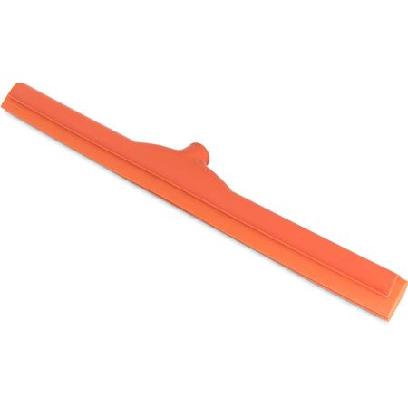 """4156824 - Sparta® Double Foam Squeegee 24"""" - Orange"""
