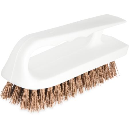 "4002425 - Hand Scrub Brush 6"" - Tan"