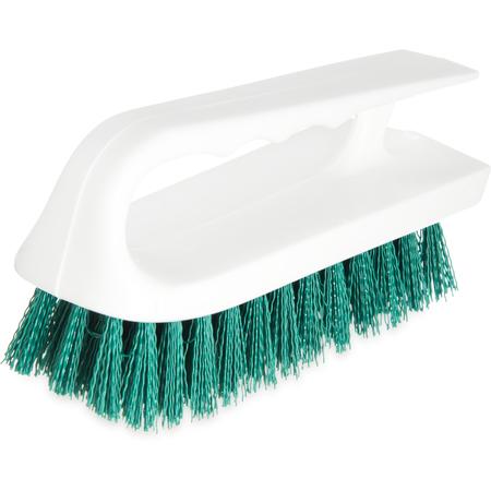 "4002409 - Sparta® Hand Scrub Brush 6"" - Green"