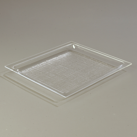 "SPD12307 - Tray Only 14-1/2"", 13-1/4"", 1"" - Clear"