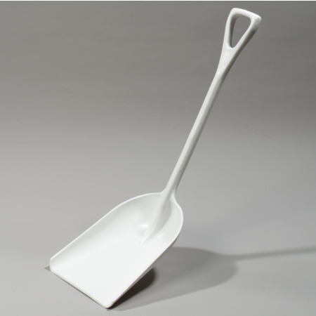 "4107702 - Sparta® Sanitary Shovel 14"" X 16"" - White"