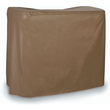 755580 - Maximizer™ Bar Cover 4.6' x 2.2' x 4' - Taupe