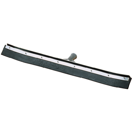 "36336C00 - Flo-Pac® 36"" Curved End Black Rubber Squeegee 36"""