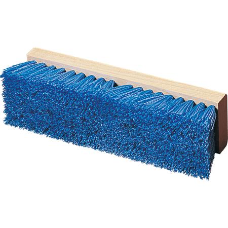 "36293P14 - Flo-Pac® Polypropylene Deck Scrub 12"" - Blue"