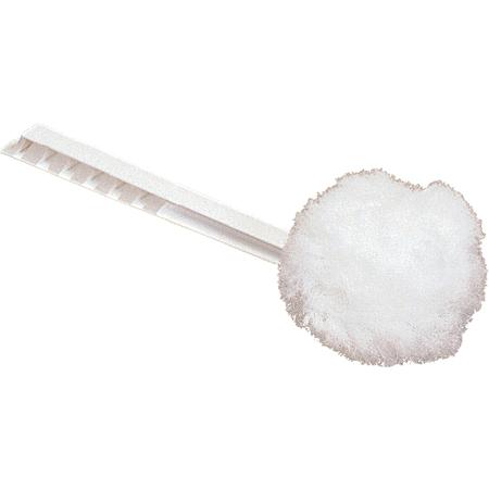 "3623802 - Polypropylene Bowl Mop 12"" - White"