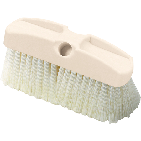 "36122800 - Vehicle Wash Brush With Crimped Polypropylene Bristles 8"""