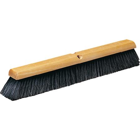 """4503003 - Flagged Sweep 18"""" - Black"""