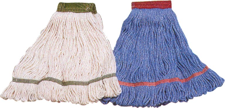 Looped-End Premium Wet Mops
