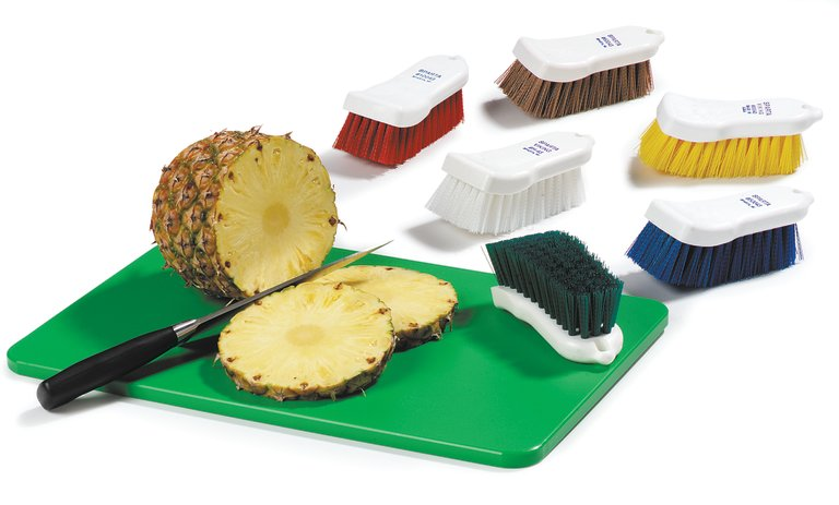 Sparta® Spectrum® Cutting Board Brushes
