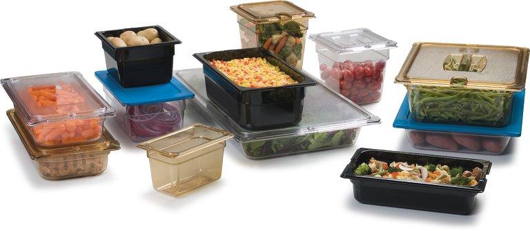 Top Notch® Food Pans, Universal & Smart Lids™