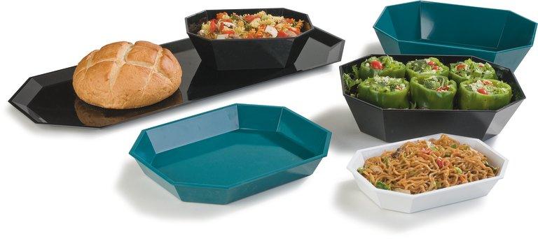 Octagonal Crocks & Platters