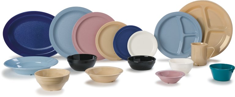 Polycarbonate Dinnerware