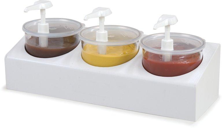 Classic™ Crock Condiment Station