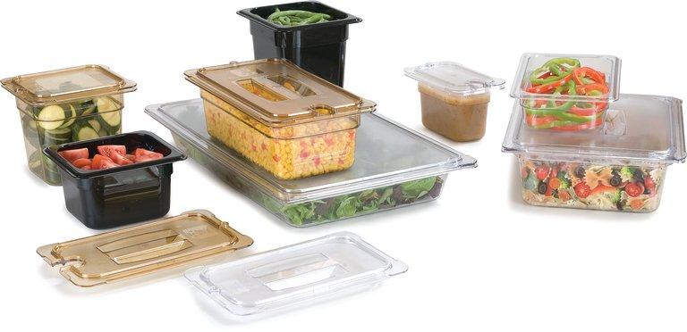 StorPlus™ Polypropylene Food Pans