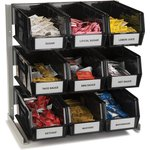 """Product Image for 381109LG - Packet Rack 18""""x 12""""x 19"""""""