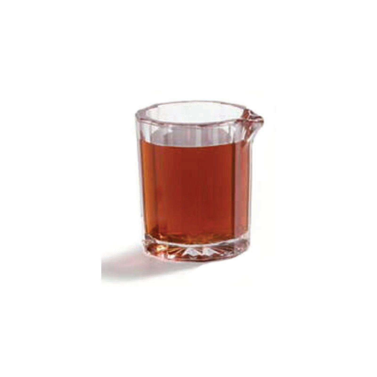 4560 807 syrup pitcher 2 oz cash carry 6 st clear carlisle foodservice products. Black Bedroom Furniture Sets. Home Design Ideas