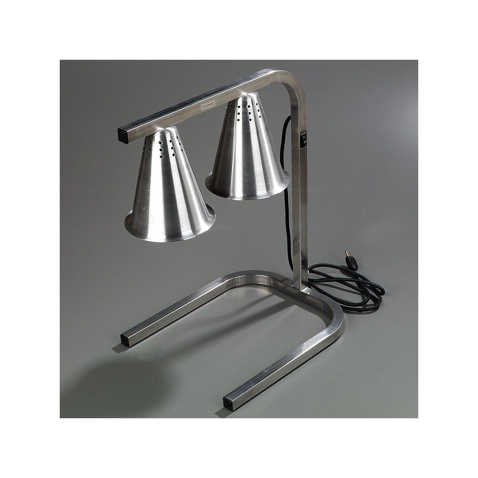 hl723700 two bulb free standing adjustable heat lamp. Black Bedroom Furniture Sets. Home Design Ideas