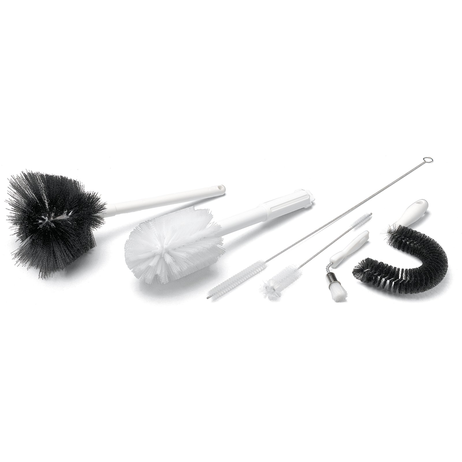 4067300 Sparta Handle Urn Brush W 5 8 Polyester Bristles 25 Carlisle Foodservice Products