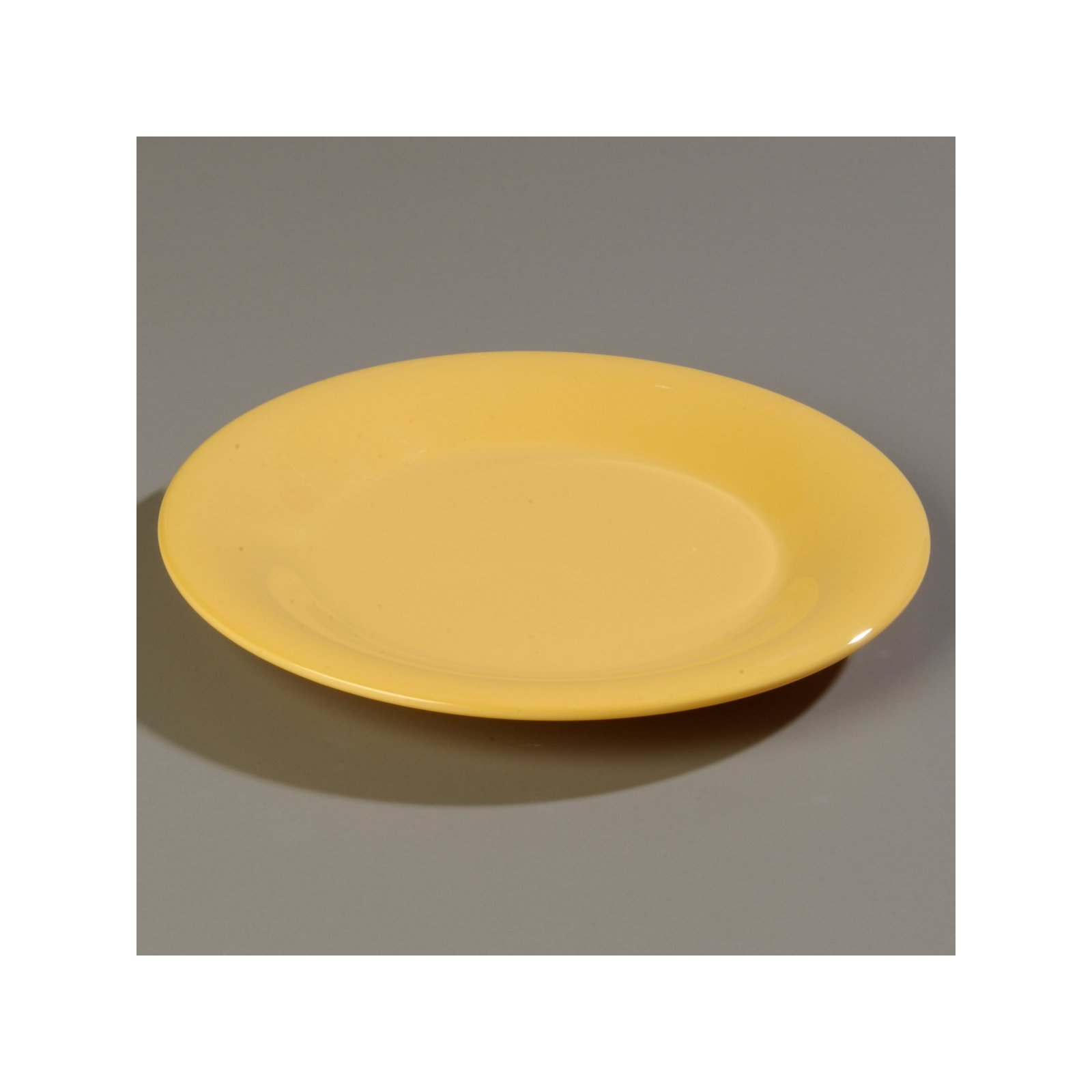 ... 3301622 - Sierrus™ Melamine Wide Rim Salad Plat 7.5\  - Honey Yellow  sc 1 st  Carlisle FoodService Products & 3301622 - Sierrus™ Melamine Wide Rim Salad Plat 7.5\