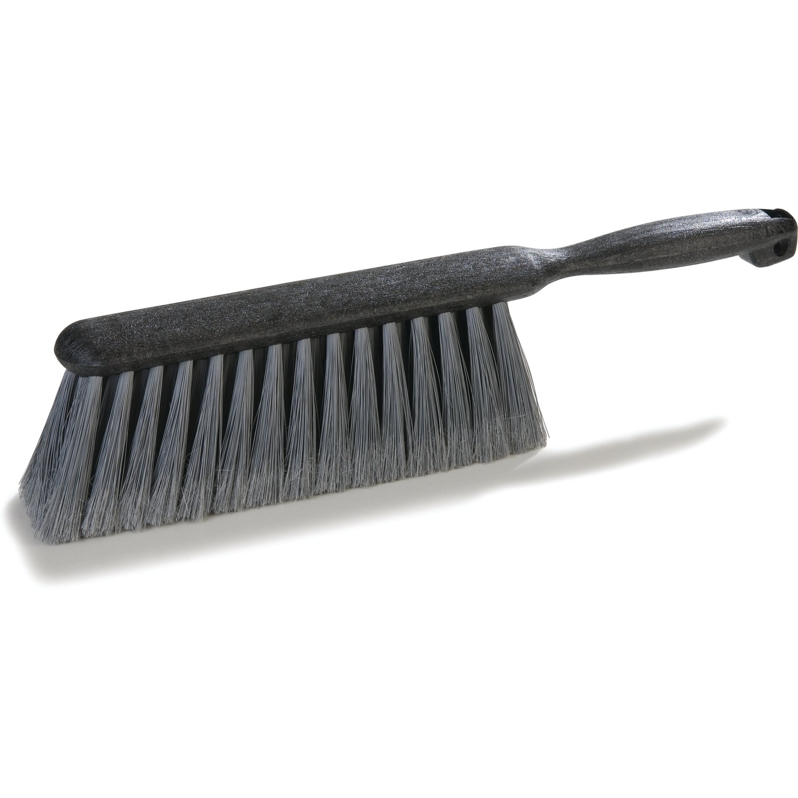 Flo pac counter bench brush with flagged