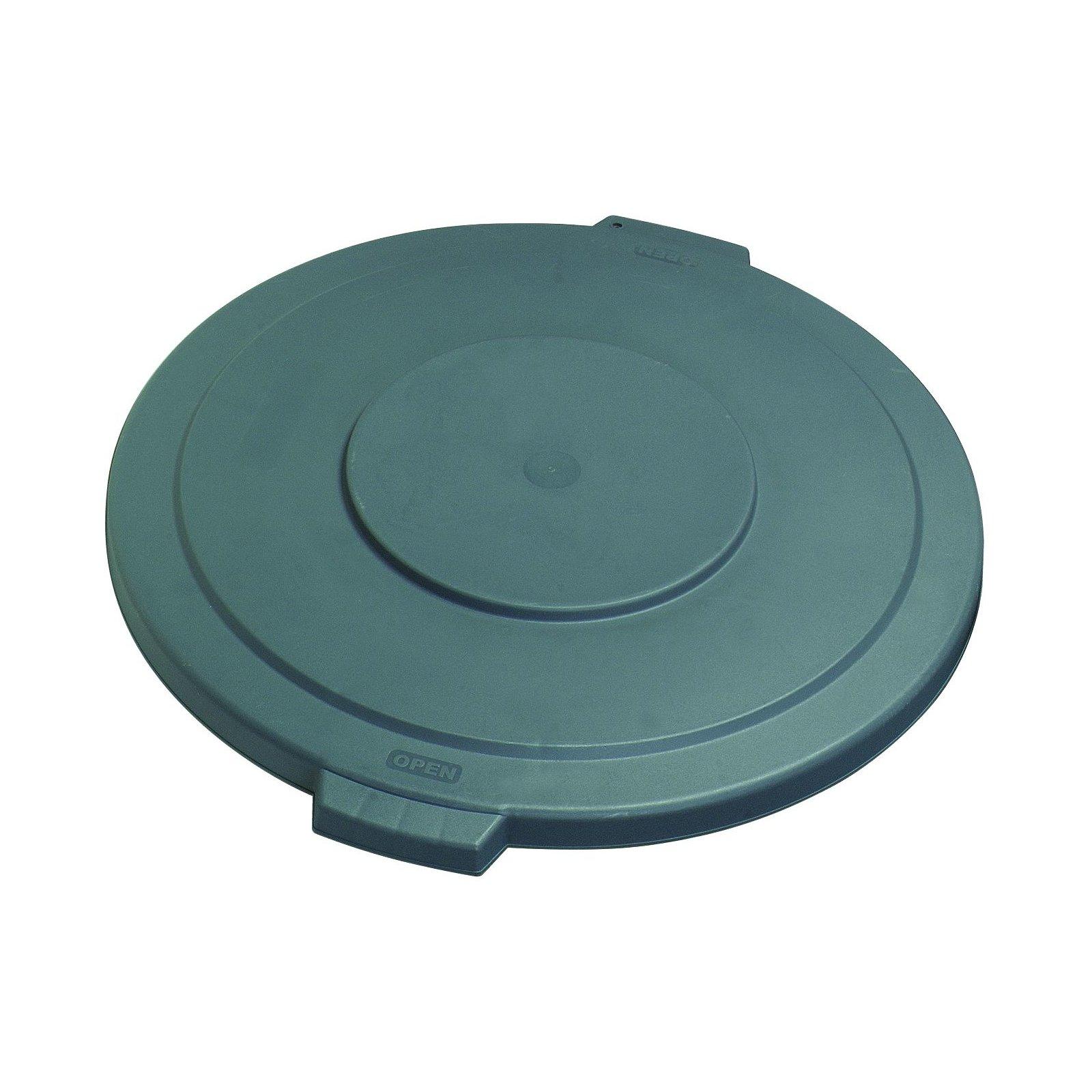 34103323 - Bronco™ Round Waste Bin Trash Container Lid 32 Gallon ...