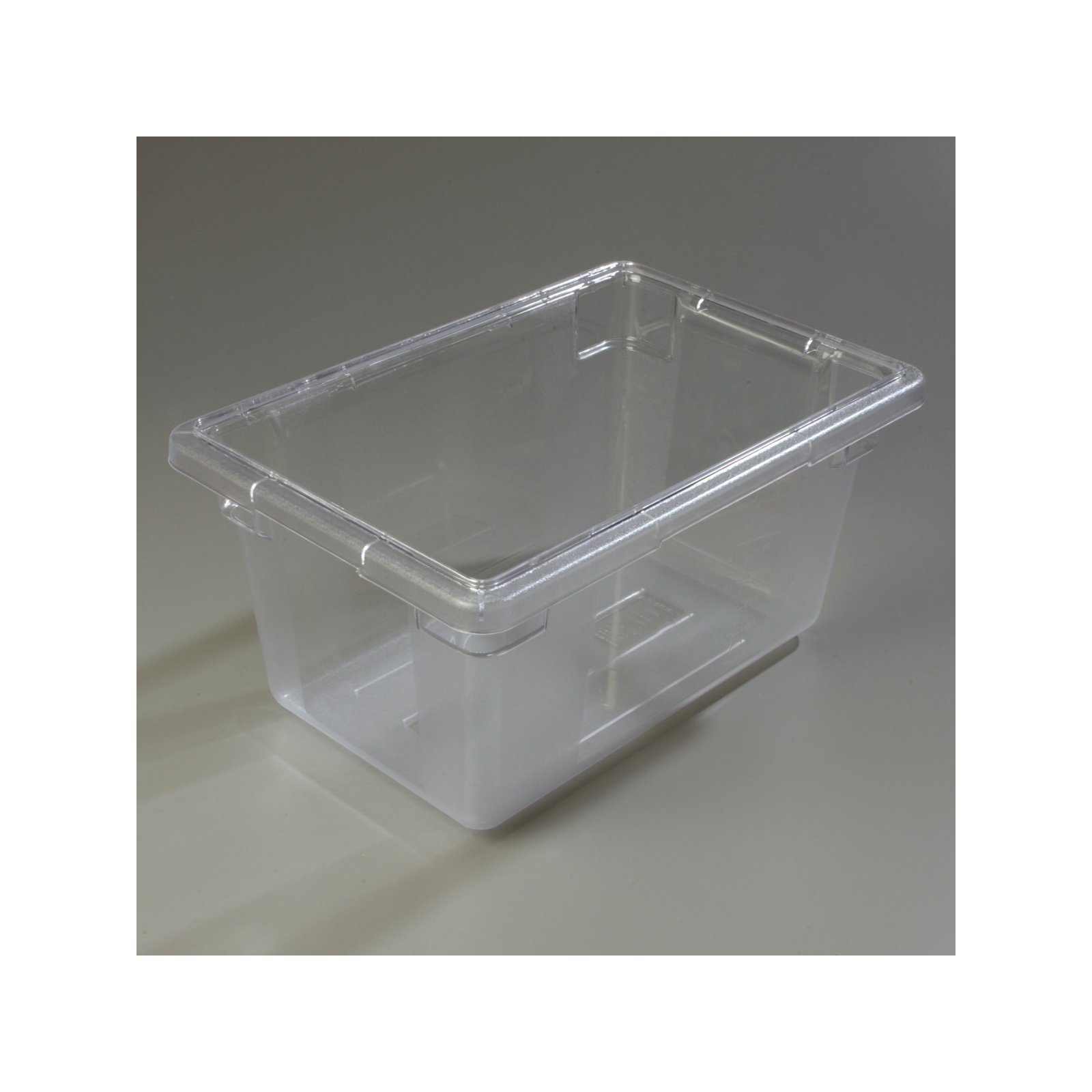 ... 1061207 - StorPlus™ Polycarbonate Food Box Storage Container 5 Gallon 18  x 12  sc 1 st  Carlisle FoodService Products & 1061207 - StorPlus™ Polycarbonate Food Box Storage Container 5 ...