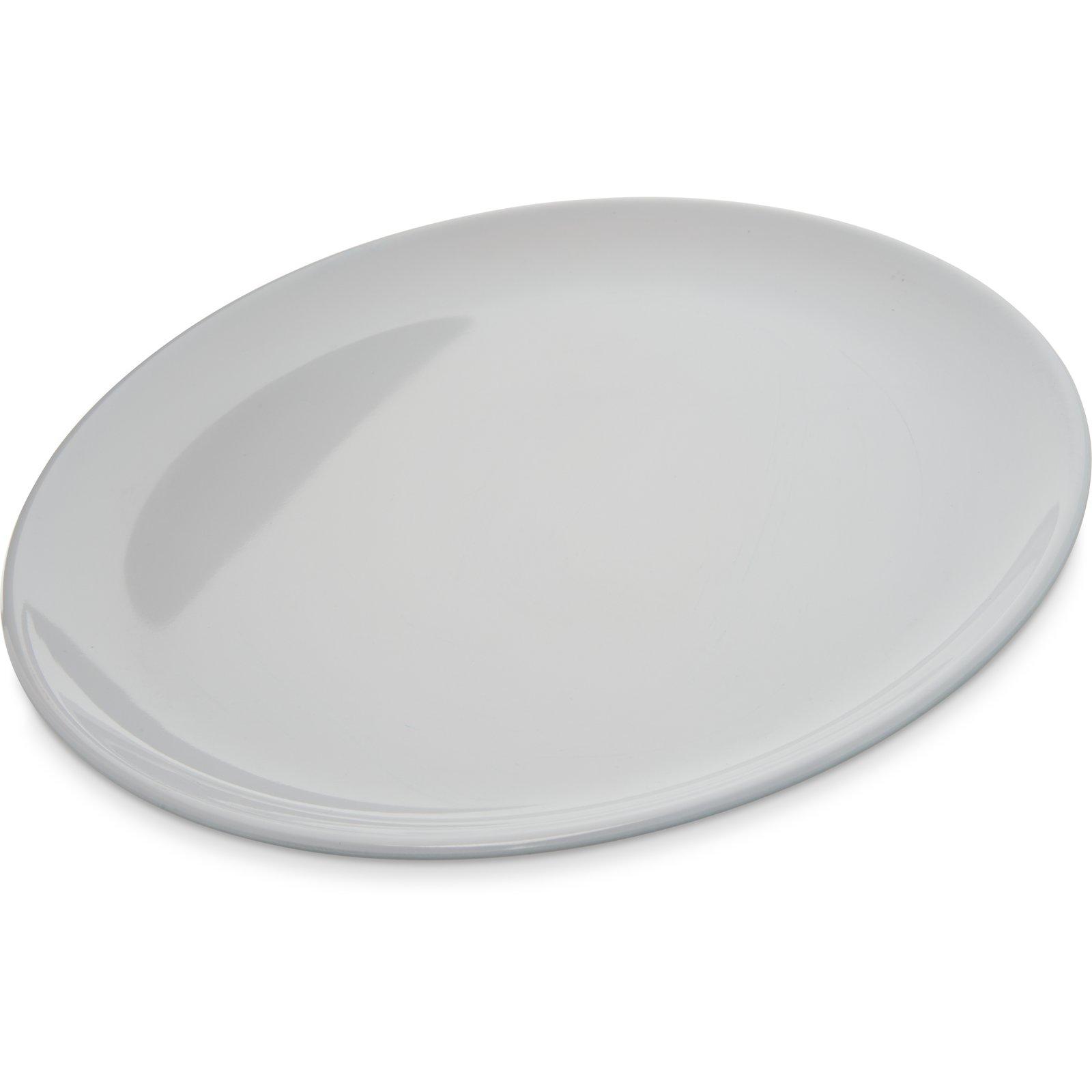 4380102 - Epicure® Melamine Dinner Plate 10  - White  sc 1 st  Carlisle FoodService Products & 4380102 - Epicure® Melamine Dinner Plate 10