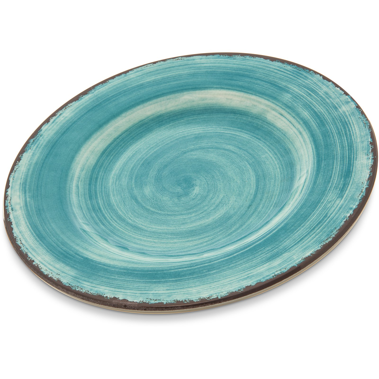 5400215 - Mingle Melamine Dinner Plate 9\  - Aqua  sc 1 st  Carlisle FoodService Products & 5400215 - Mingle Melamine Dinner Plate 9\