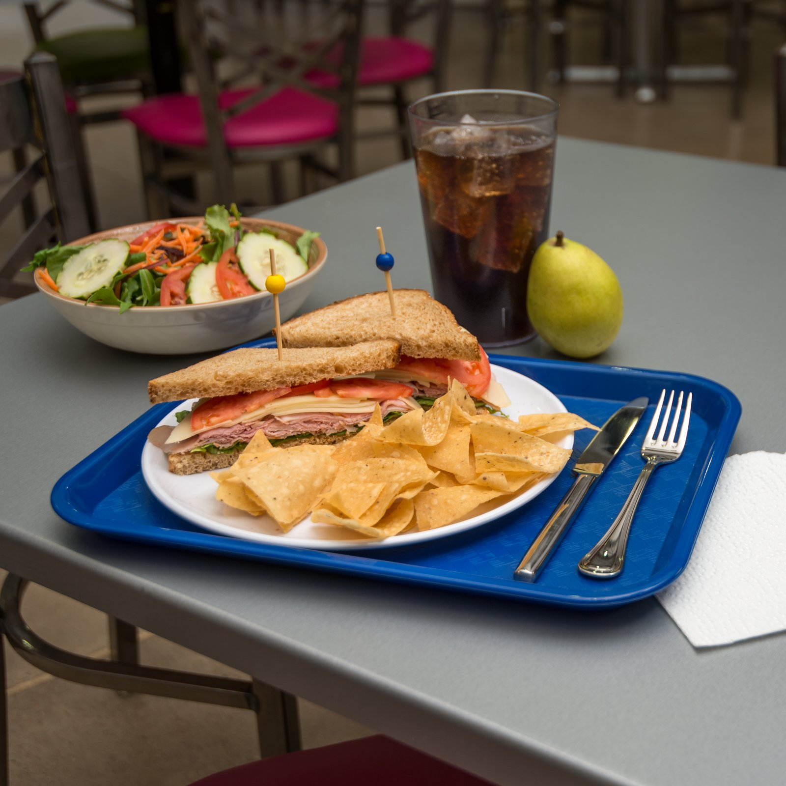 "Cafe® Fast Food Cafeteria Tray 10"" X 14"""